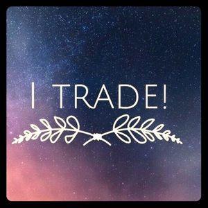 I trade!
